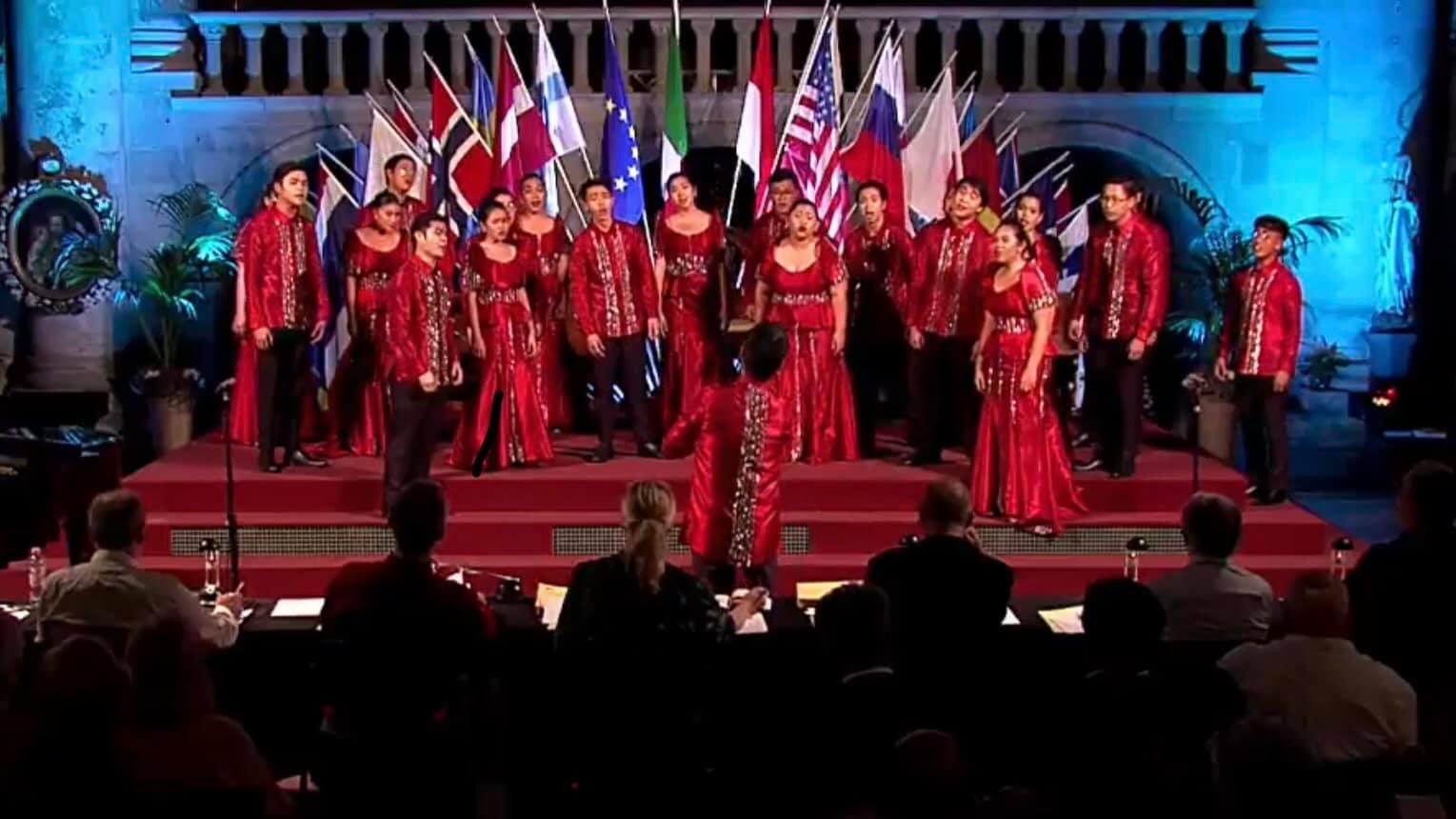 UP Singing Ambassadors Imusicapella