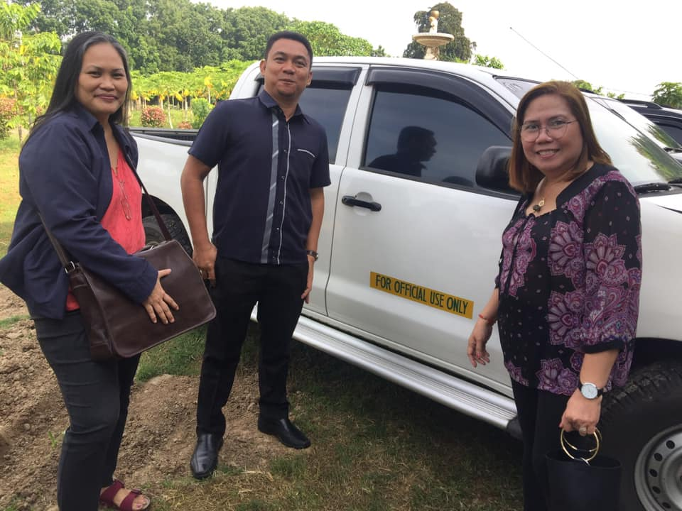 GoodNewsPilipinas train coconut agriculturists