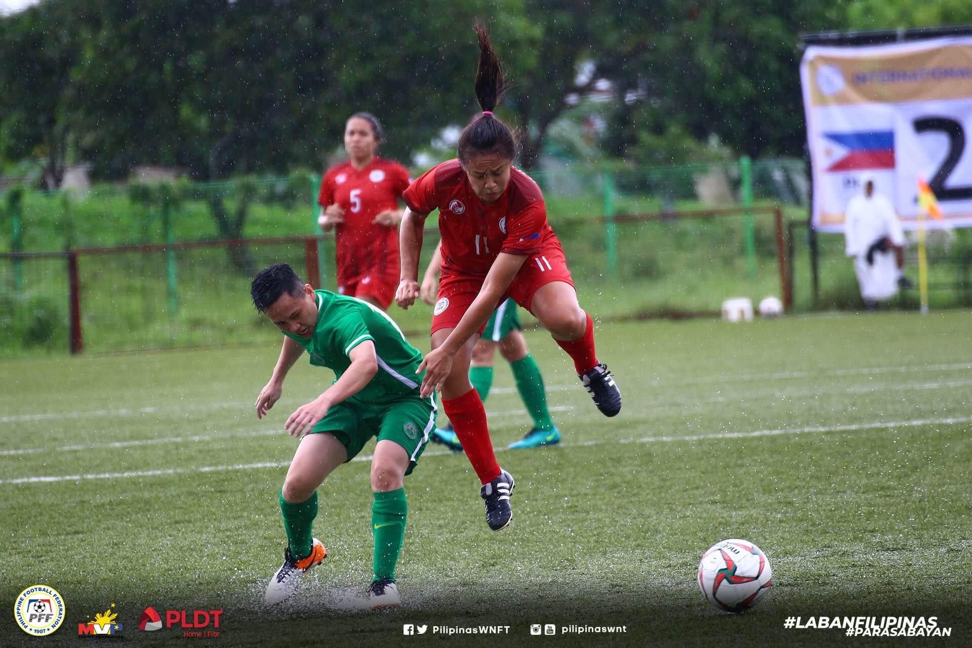 Philippine Women's football