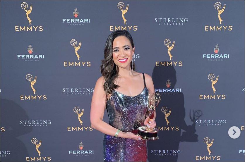 Shanna Mendiola Emmy Award