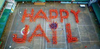 Happy Jail Cebu's Dancing inmates