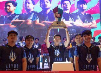 E-sports Team Liyab