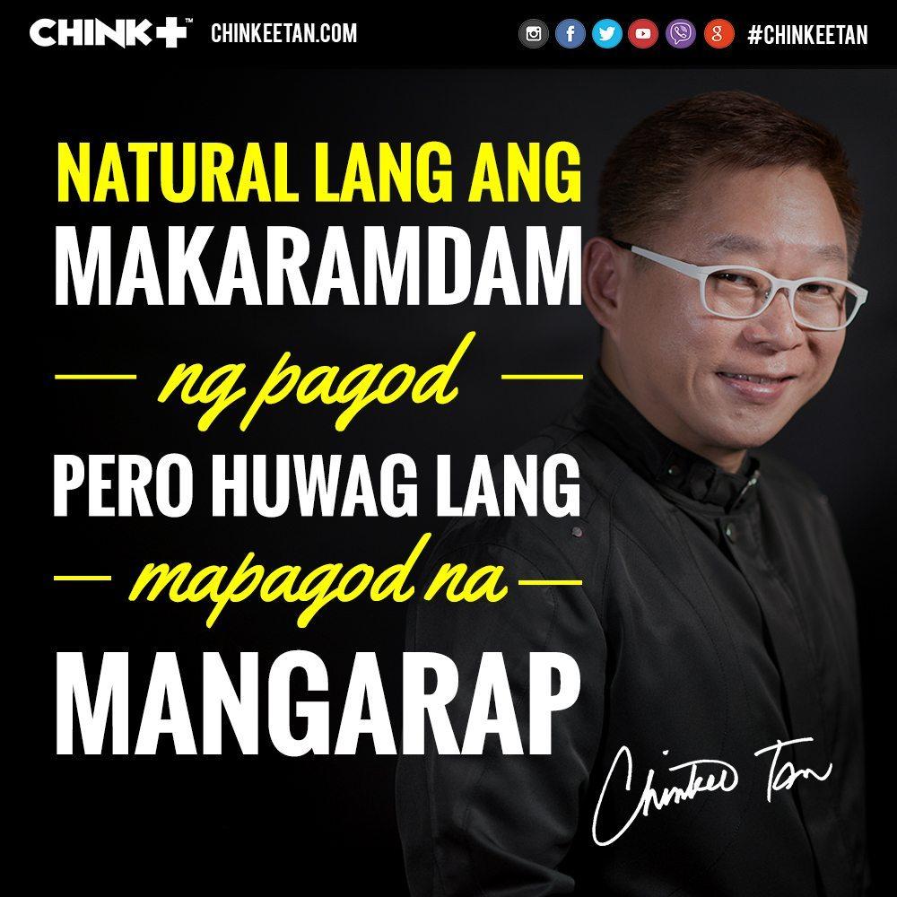 What motivates you Chinkee Tan