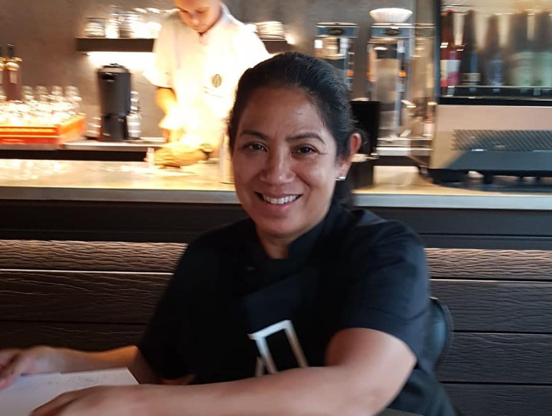 Margarita Forés Ambassador for Gastronomy Tourism