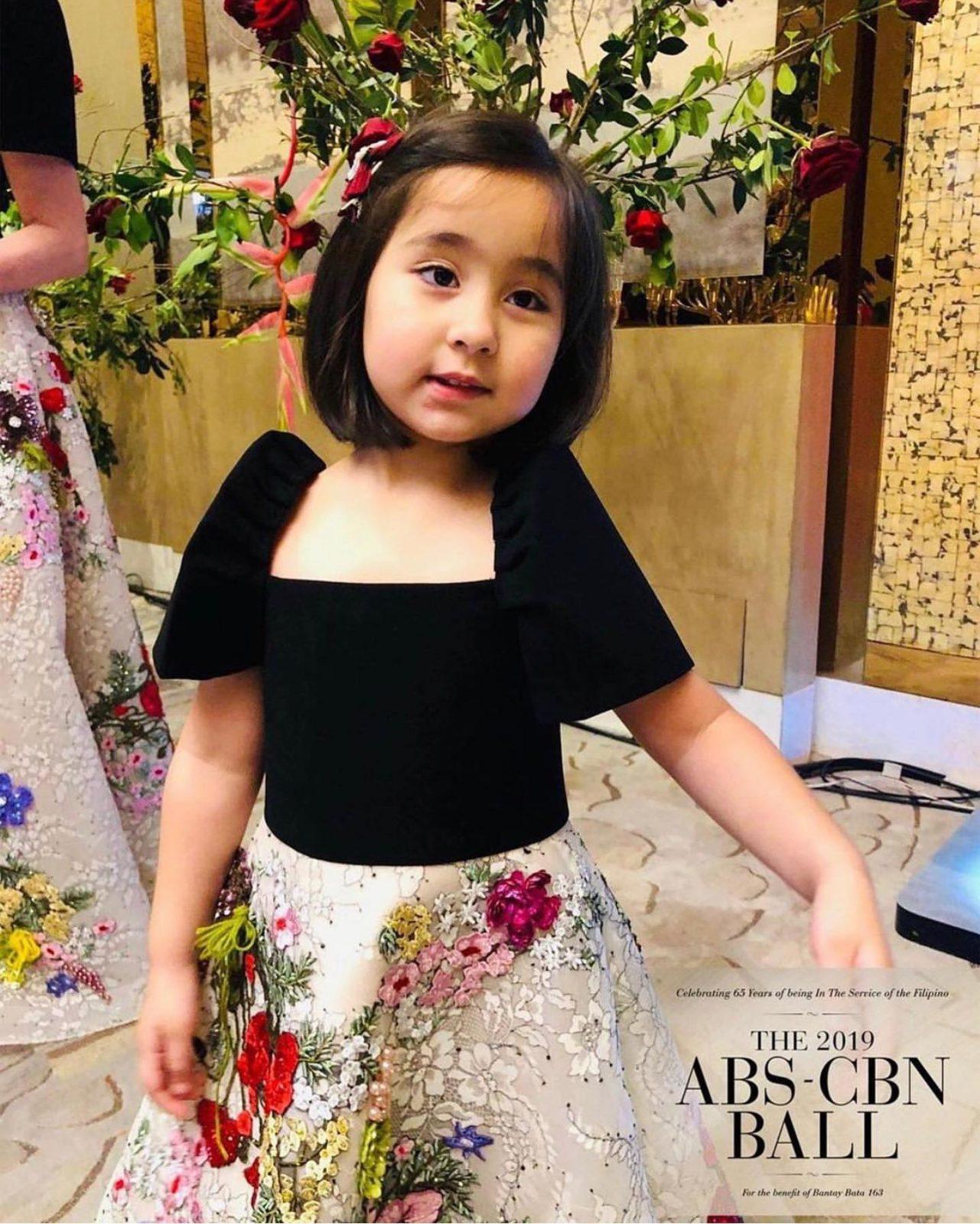 Youngest tourism ambassador Scarlet Snow