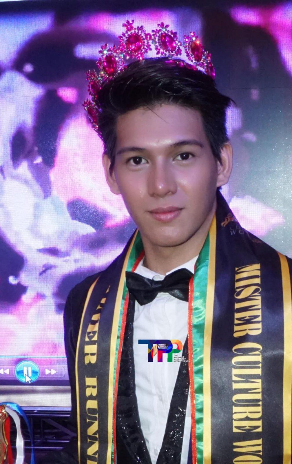 Mr Culture Adrian Joseph Arias