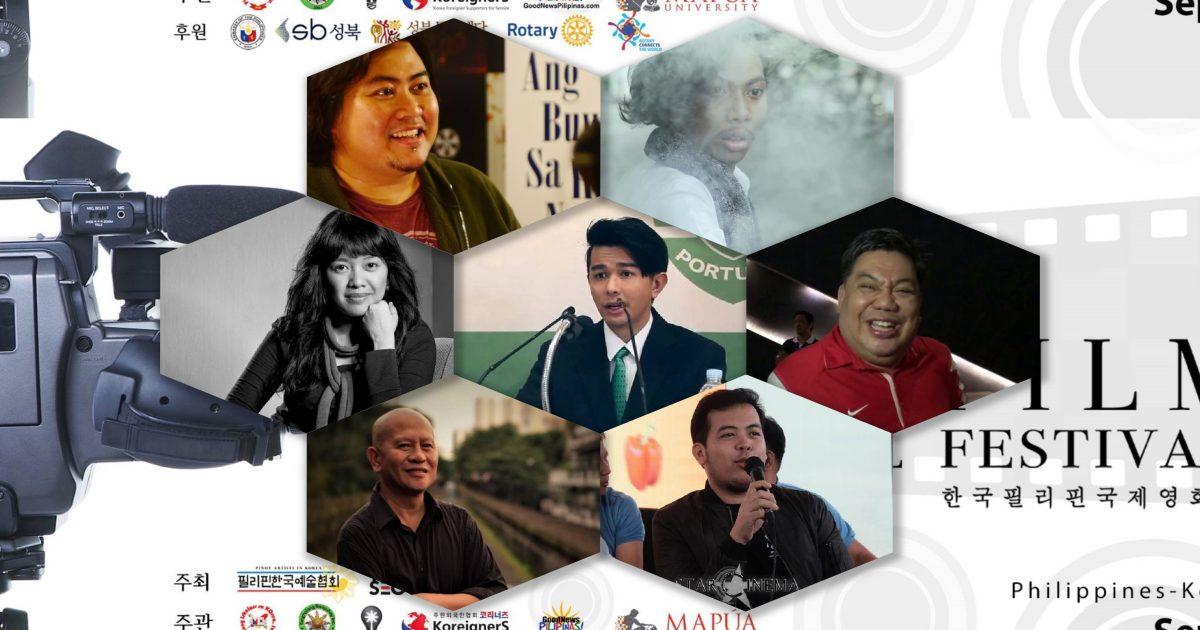 Filipino directors Seoul Korea Pinoy