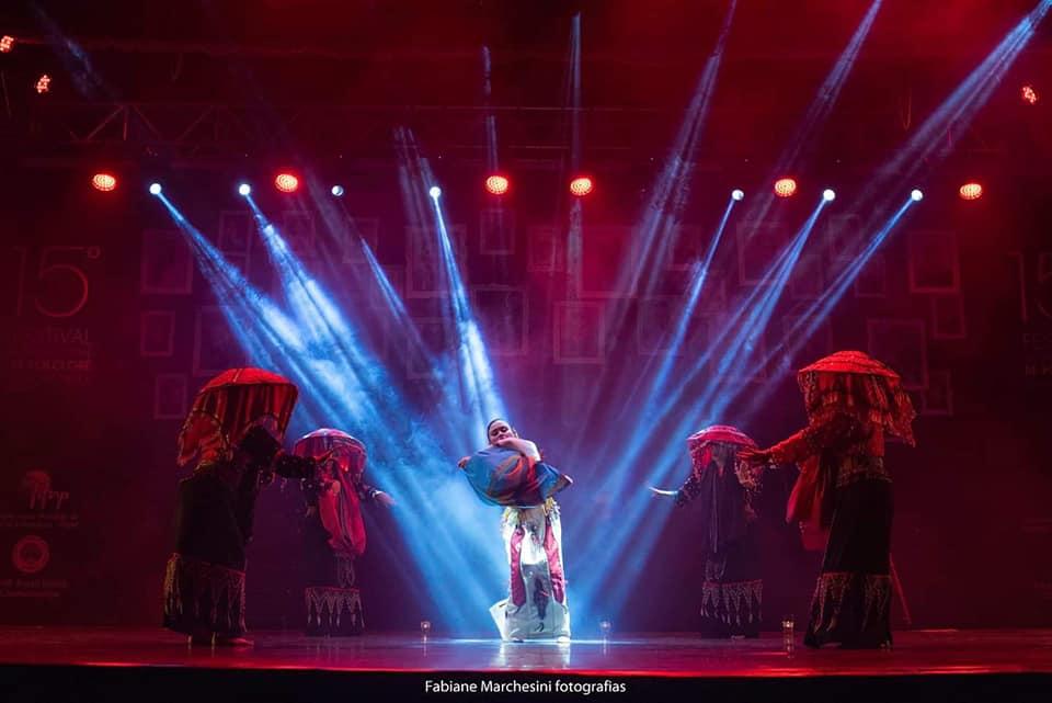 Bayanihan won Folklore Festival