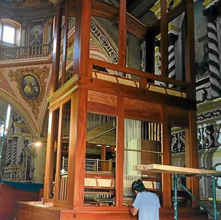Bamboo Organ Simbang Gabi
