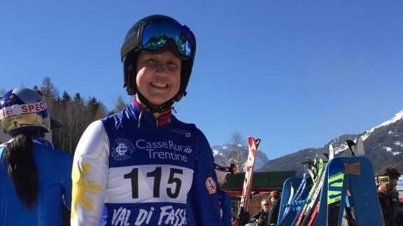 2020 Winter Olympics Skiing.Davaoena Skier Ana Reynado Wahleithner Is 1st Filipina