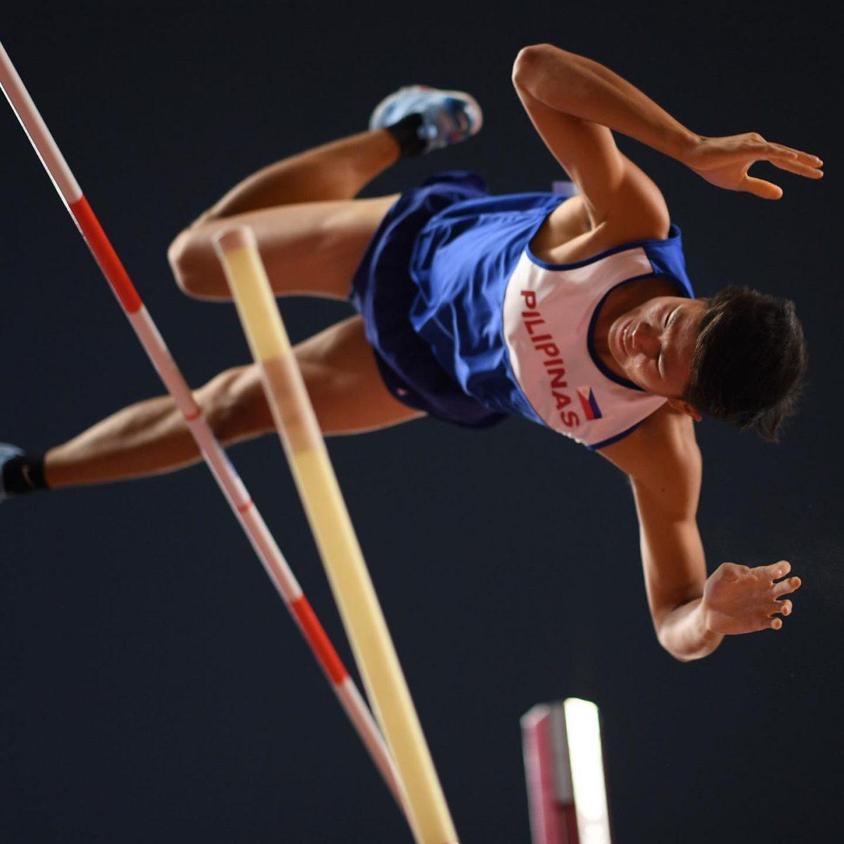 EJ Obiena Tokyo 2020 Olympics