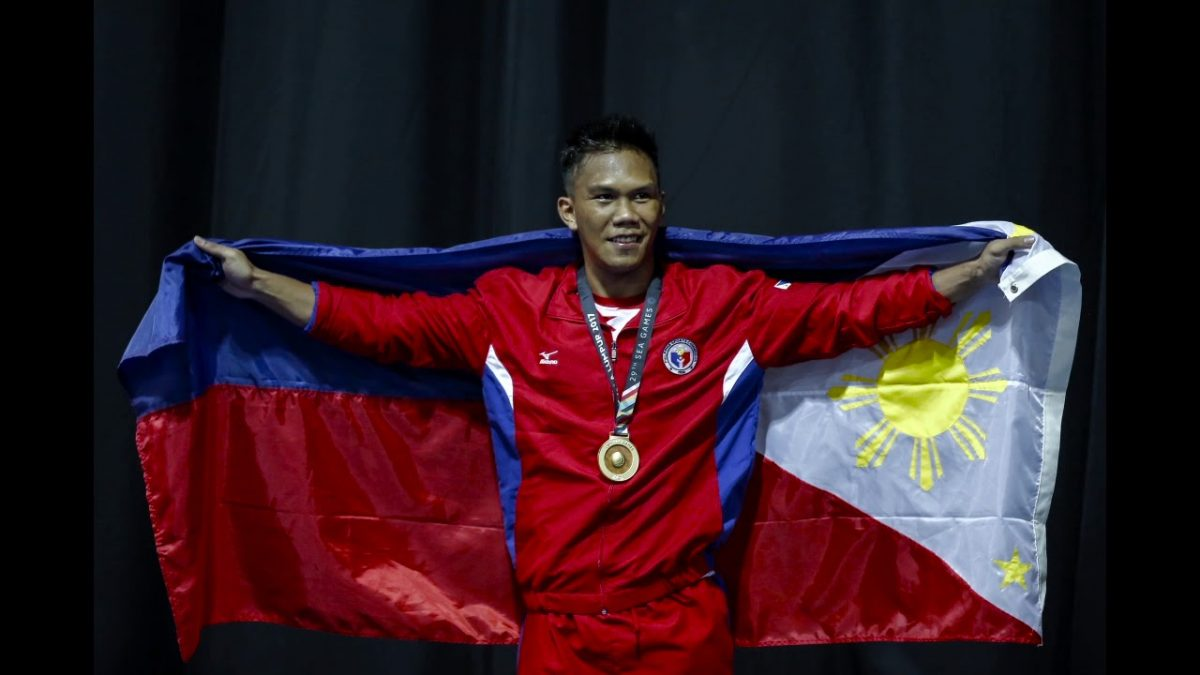 Eumir Marcial World Boxing Championships