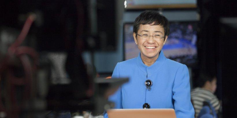 Maria Ressa Journalism Award