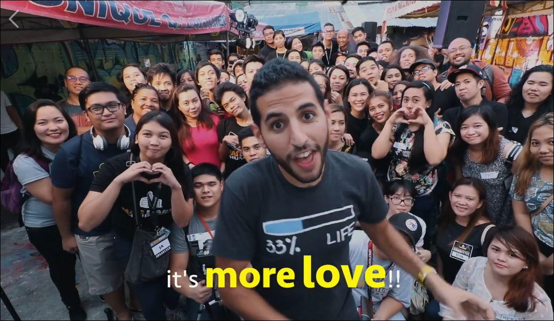 Vlogger Nas Daily