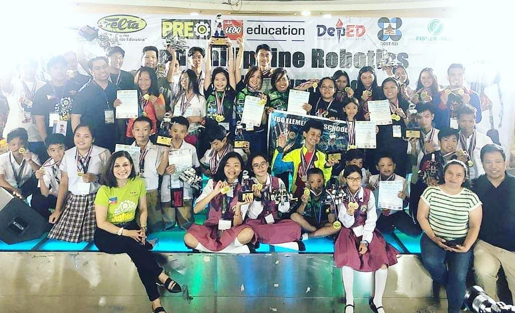 Philippines World Adolescent Robotics Competition