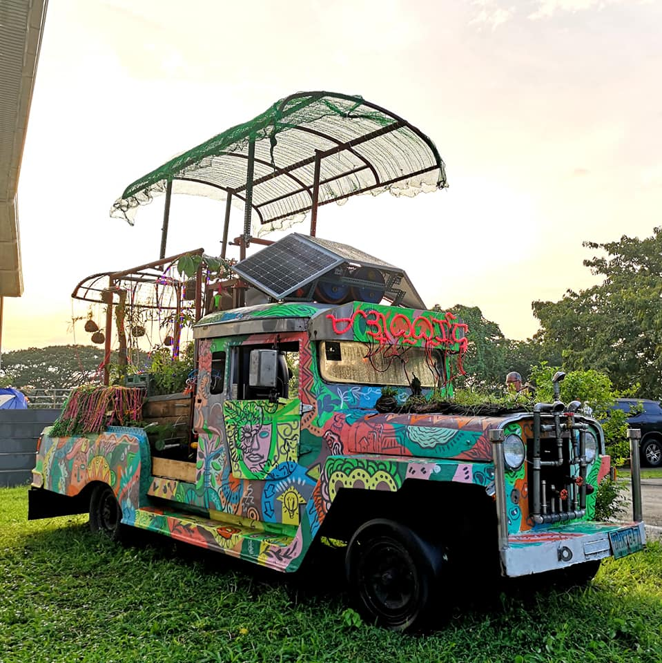 Pinoy Jeepney eco-friendly