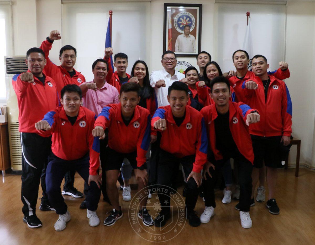 Smash Pilipinas Badminton Team