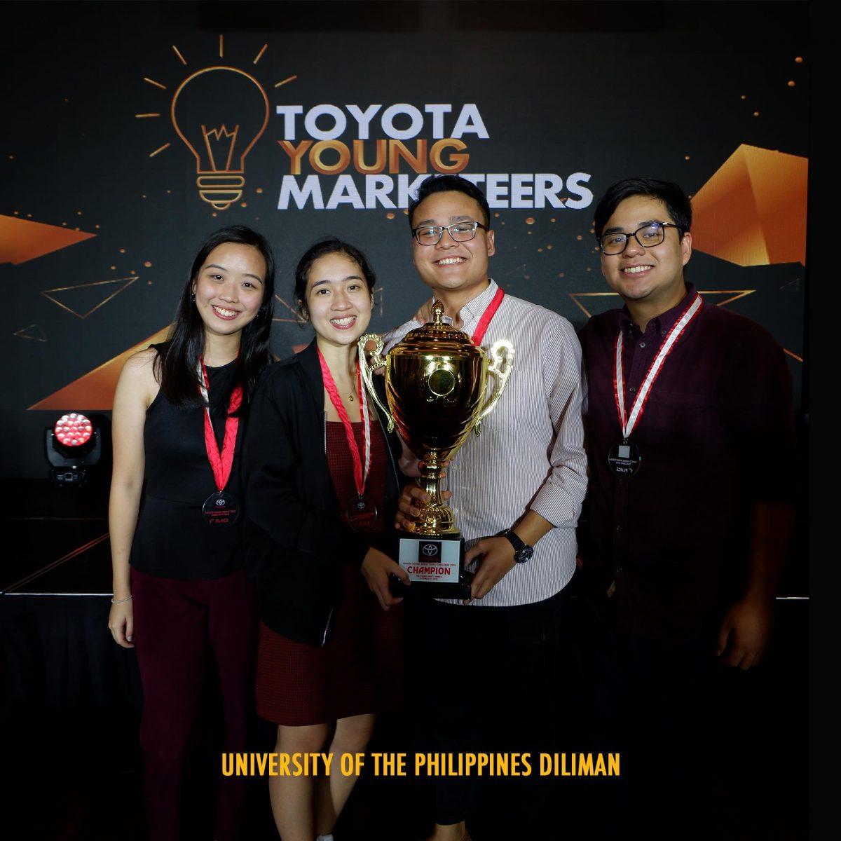 Toyota Young Marketeers Challenge