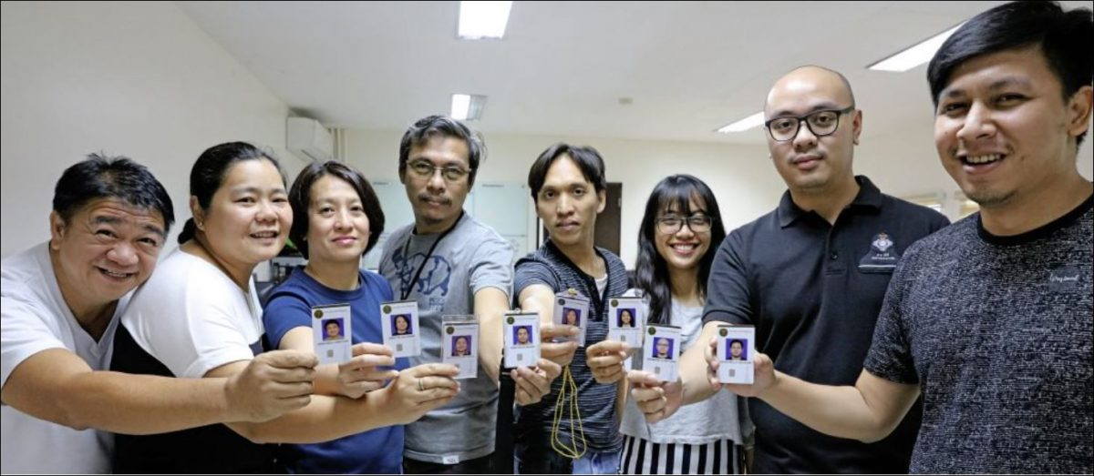 University of the Philippines cashless