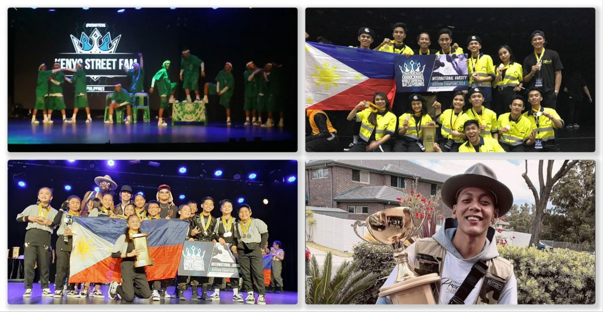 Philippines World Supremacy Battlegrounds