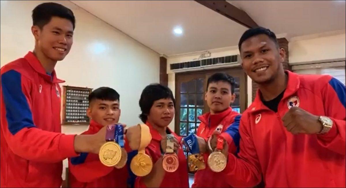 World-Class Filipino athletes