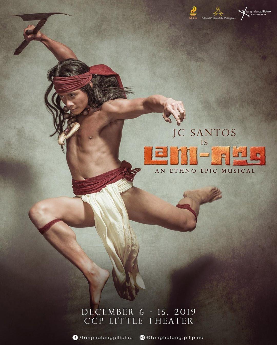 JC Santos Lam-Ang