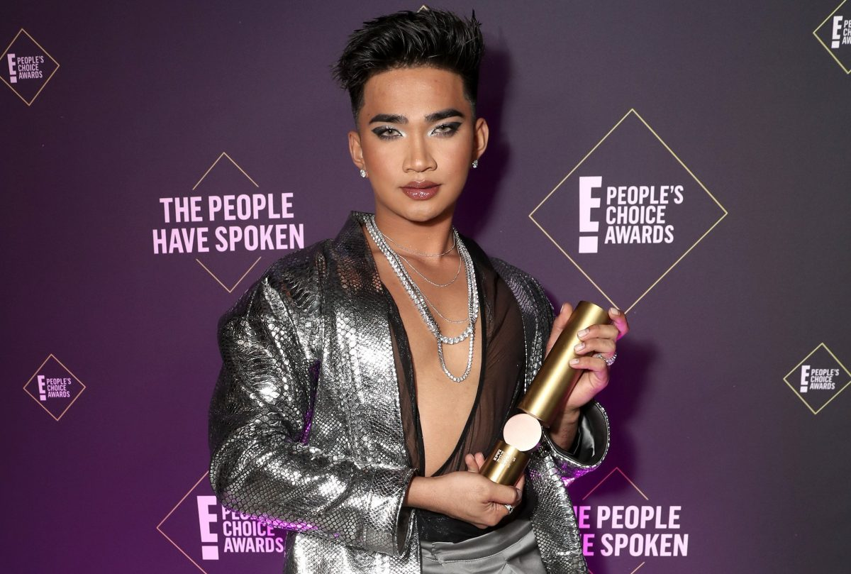 beauty vlogger Bretman Rock