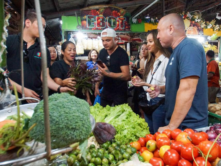 Celebrity Fil-Am culinary destinations
