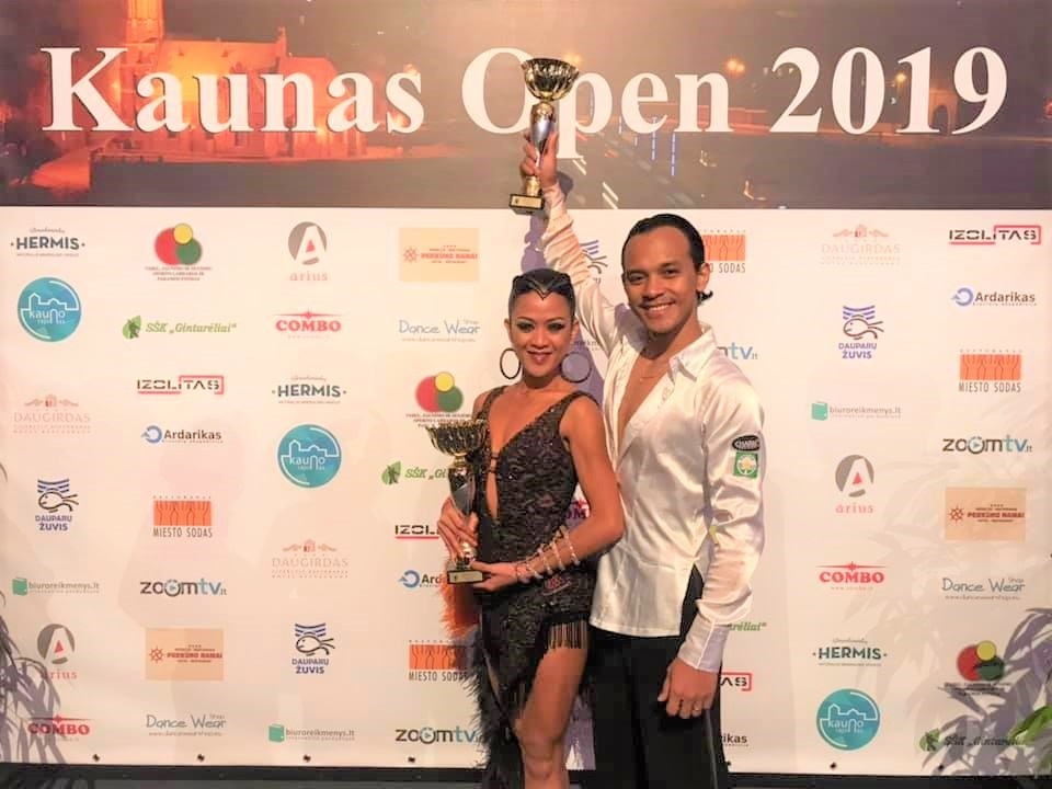 Silver medal in Lithuania