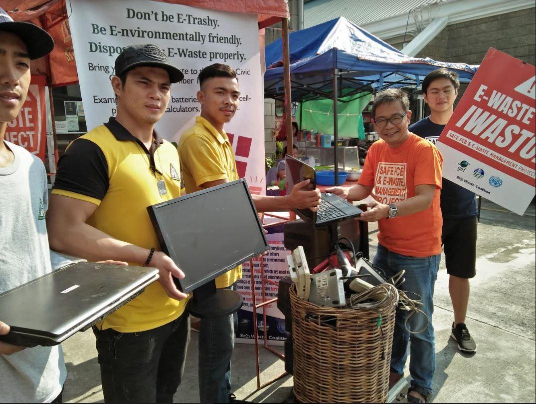 Quezon City appliances e-waste