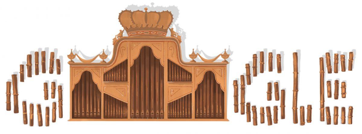 Google Doodle Las Piñas Bamboo Organ