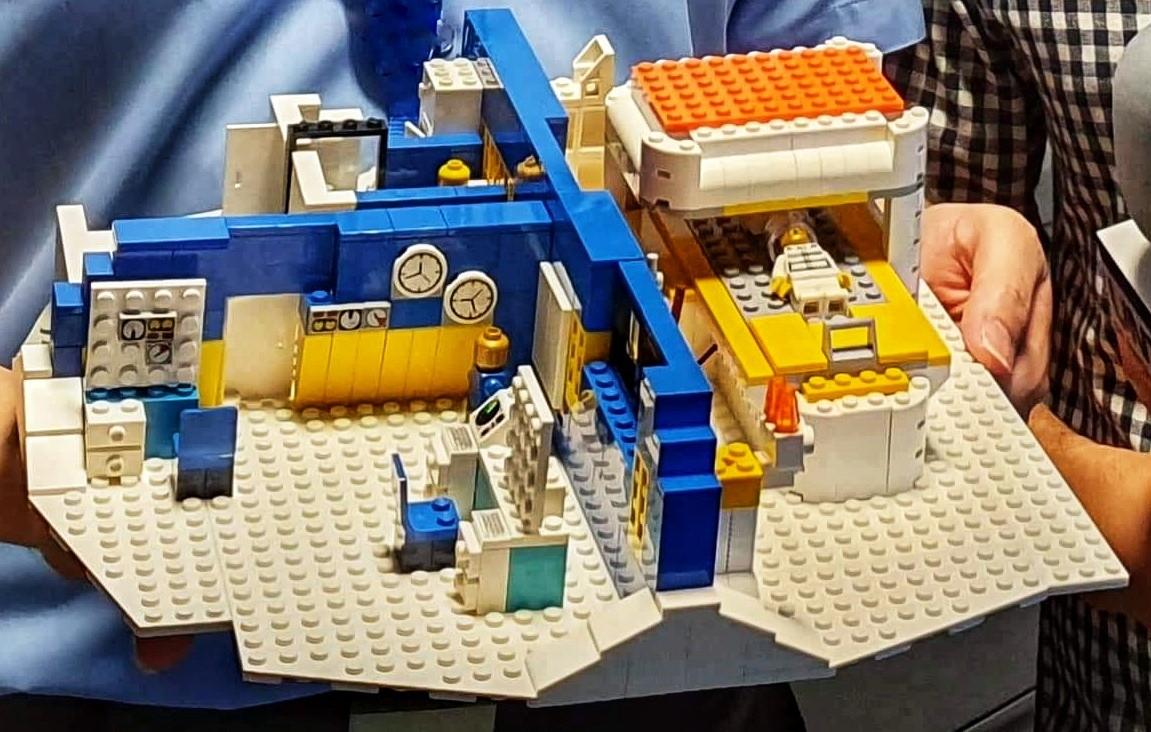 Lego MRI