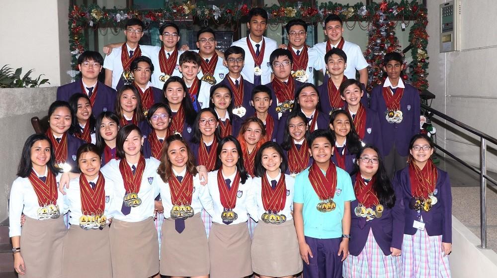 Las Pinas World Scholar's Cup