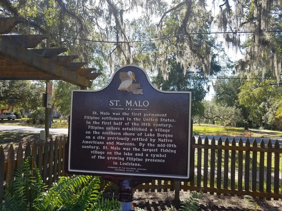 Historical marker louisiana