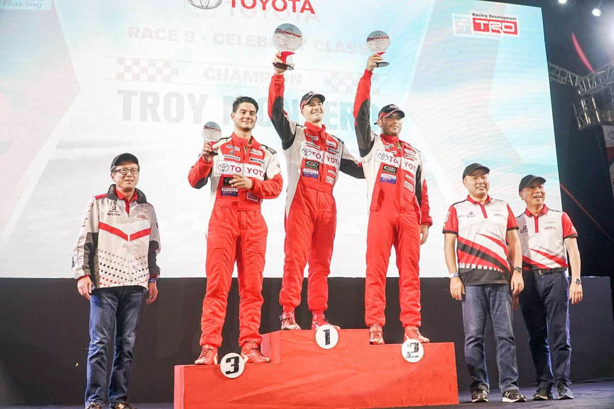 Vios Racing Festival finals