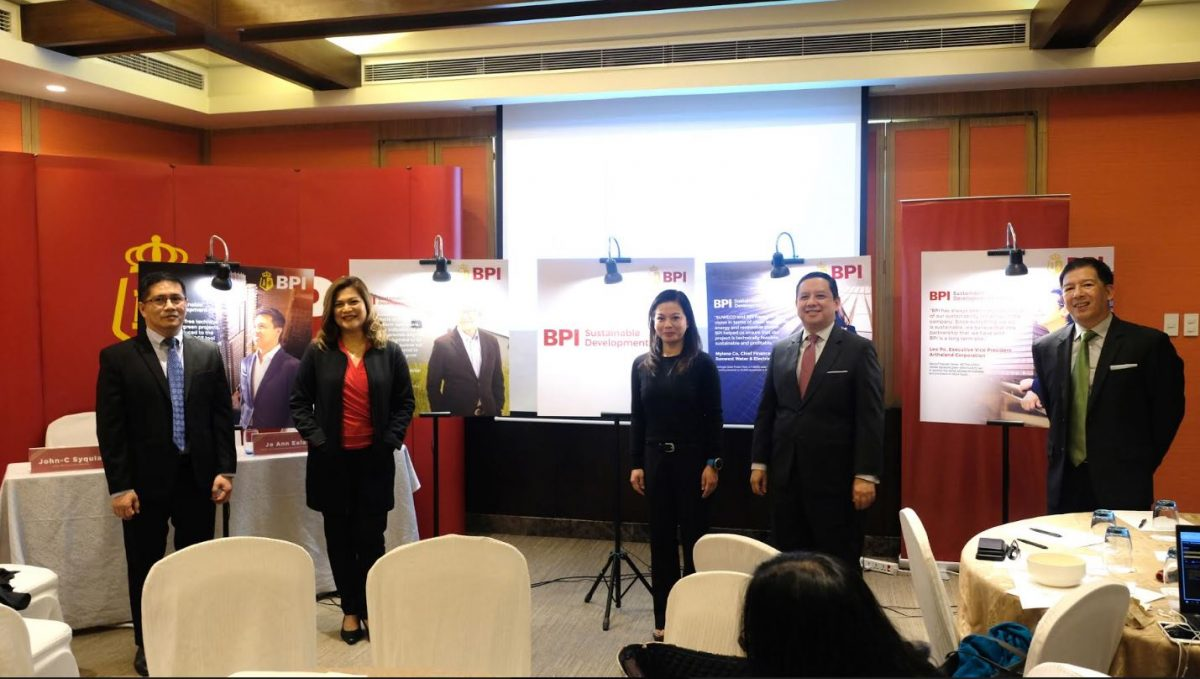 BPI Sustainable Development Finance