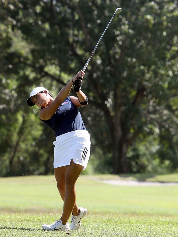 SEA Games Golfer Bianca Pagdanganan