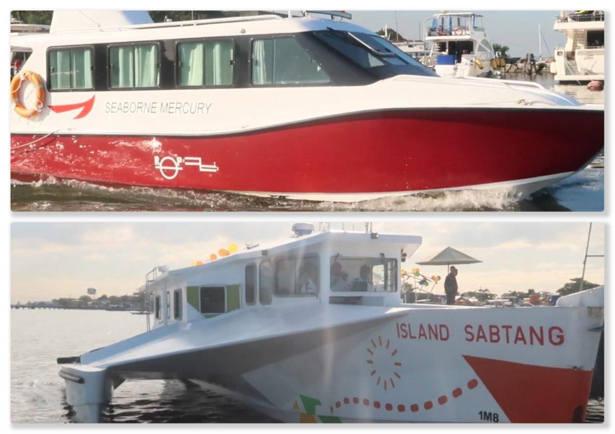 Cavite manila ferry routes