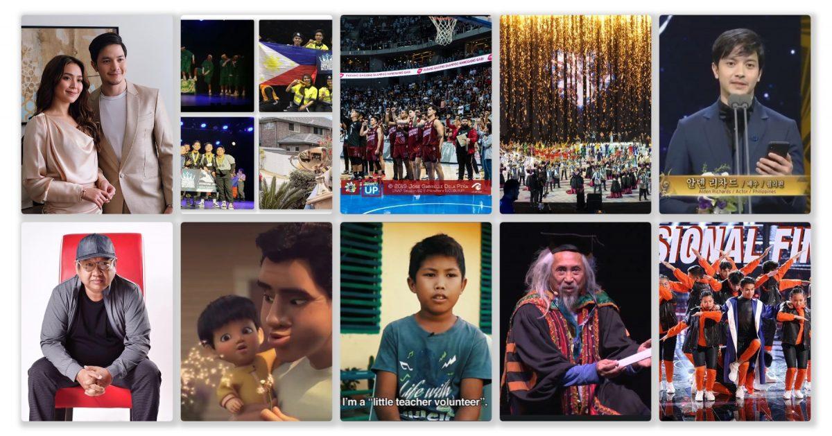 Filipino Entertainment Success