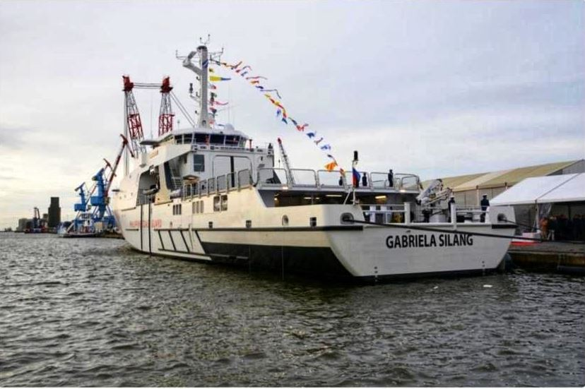 Gabriela Silang Benham Rise