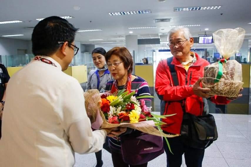 Philippines million foreign tourist