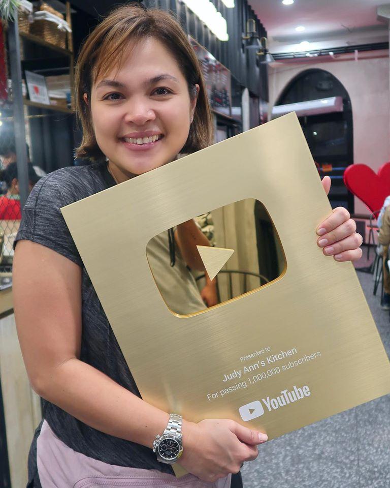 Judy Ann Santos Youtube Gold