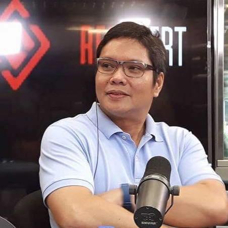 Philippines Scientist Mahar Lagmay