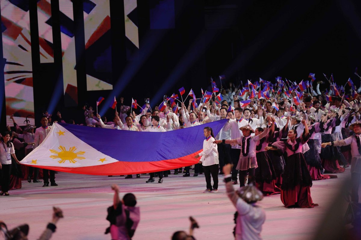 Philippines won 149 golds SEA Games