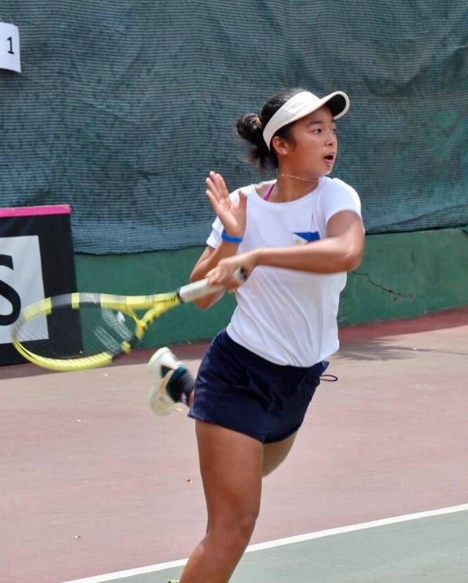 Alex Eala World Juniors Tennis