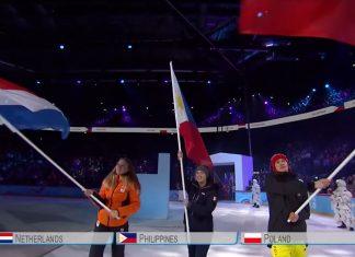 Ana Wahleithner Philippine Flag