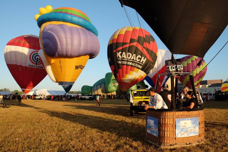 International Hot Air Balloon Fiesta 2020