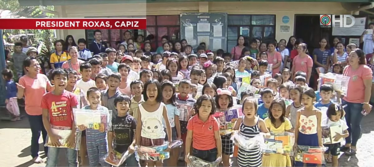 ABS-CBN Ursula typhoon in Capiz