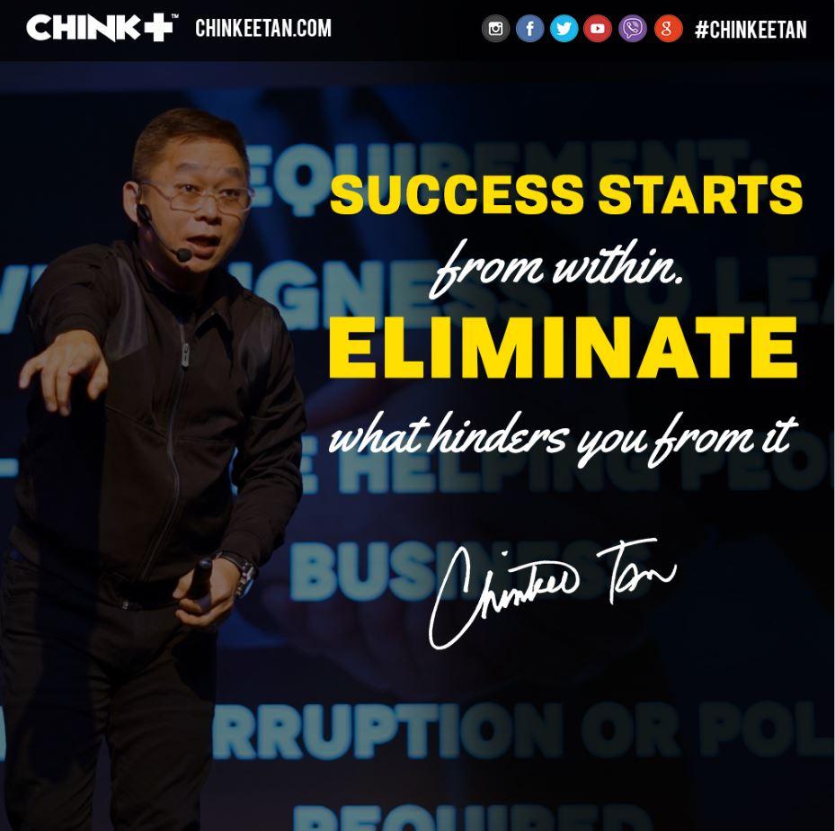 Successful 2020 Chinkee Tan