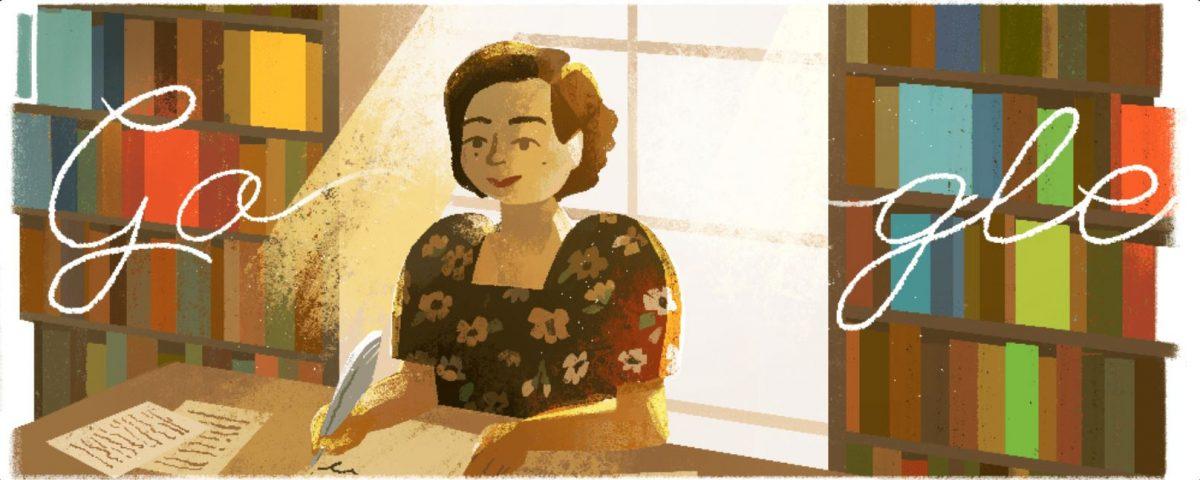 Google Doodle Genoveva Matute